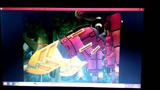 retro gameplay on pc megaman x8 game sample
