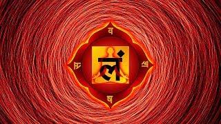 Root Chakra Music: Chakra Balancing and Healing | Awakening Vibration of MULADHARA Meditation Music