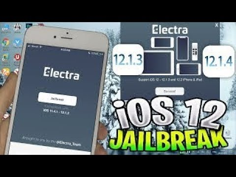 Jailbreak ios 12.1 4 no computer