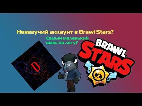 #дедулязадонать Самый невезучий аккаунт в Brawl Stars? Грустное видео.