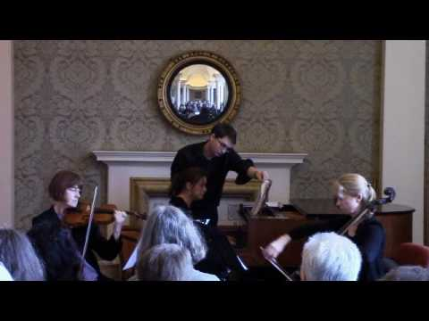 "The Lyric Piano Trio, ""Celebrating International Women's Day in Concert"""