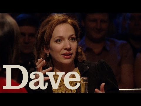 Katherine Parkinson Is Banned From Saturday Kitchen  Alan Davies: As Yet Untitled  Dave