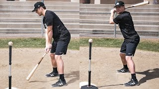 HITTERS: STEAL these HITTING SECRETS from GOLFERS!