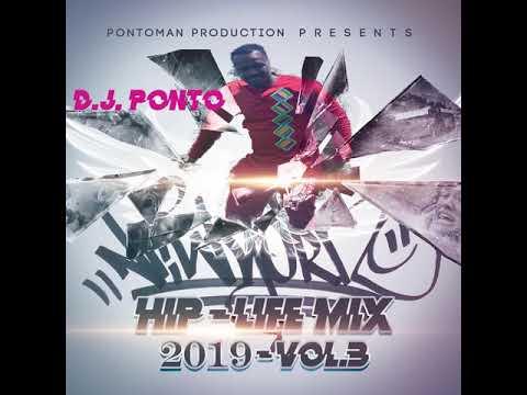 DJ PONTO - HIPLIFE PARTY MIX 2019 Vol.3