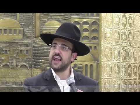 """הרב מאיר אליהו שליט""""א - חשיבות לימוד התורה בחול המועד - תשע""""ט"""