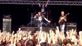 JAGUAR - Axe Crazy LIVE at Sweden Rock Festival 2014