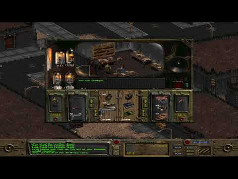 Let's Play Fallout 1 Pt.10: The Good Samaritans