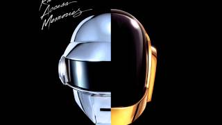 Daft punk The game of love Random Access Memories