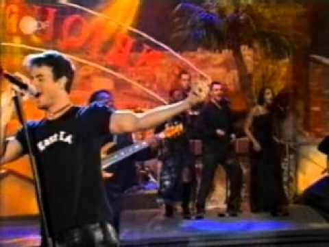 Enrique Iglesias - Hero, Escape & If The World Crashes Down [Live] @ Wetten, dass.. (2002)