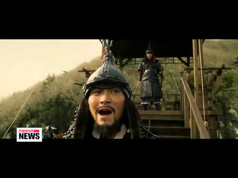 Admiral Yi fever spreads from theaters to bookstores