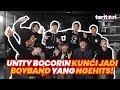 UN1TY Bocorin Kunci Jadi Boyband Yang Ngehits! | #TERITORI