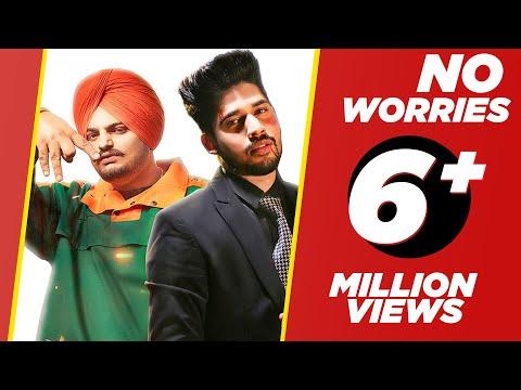 No Worries (Official Video) | Sidhu Moose Wala & Raja Game Changerz | Latest Punjabi Songs 2020