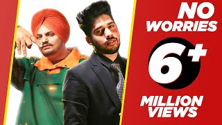No Worries Video Song - Sidhu Moose Wala & Raja Game Changerz | Latest Punjabi Songs 2020