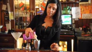 Bartender Of The Week: Lia Kotter Mixes The Carrot Cake Martini At Marley's Gotham Grill