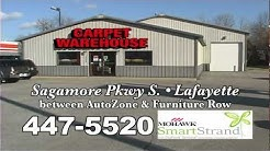 Carpet Warehouse in Lafayette, Indiana produced by Innovative Digital Media
