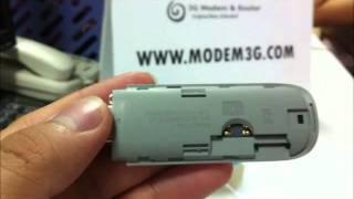 Huawei E173U USB Modem Hands On