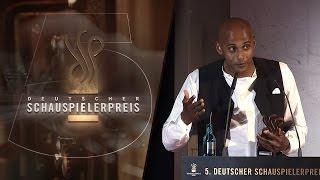 Starker Auftritt: Tedros Teclebrhan - DSP 2016