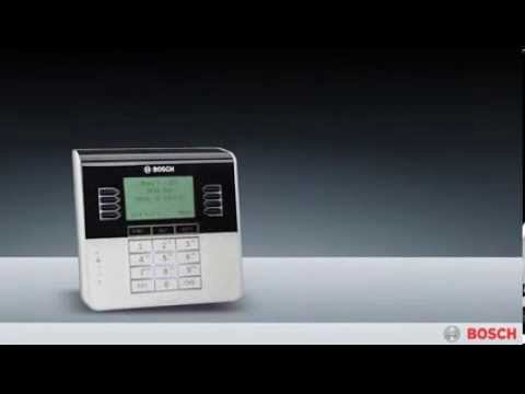 Bosch B Series Intrusion Detection System Overview