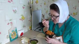 Острый сытный салат/Корейцы в шоке/Вкуснейшая похлебка