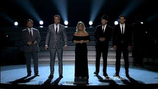 Download video The Tenors & Natalie Grant - Amazing Grace