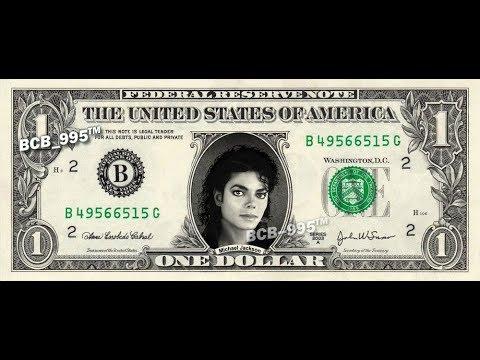 Michael Jackson - Money (Lyrics Video)