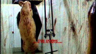 Evilusions Upside Down Hangacorpse pneumatic mechanism