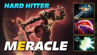 Meracle Monkey King HARD HITTER | Dota 2 Pro Gameplay