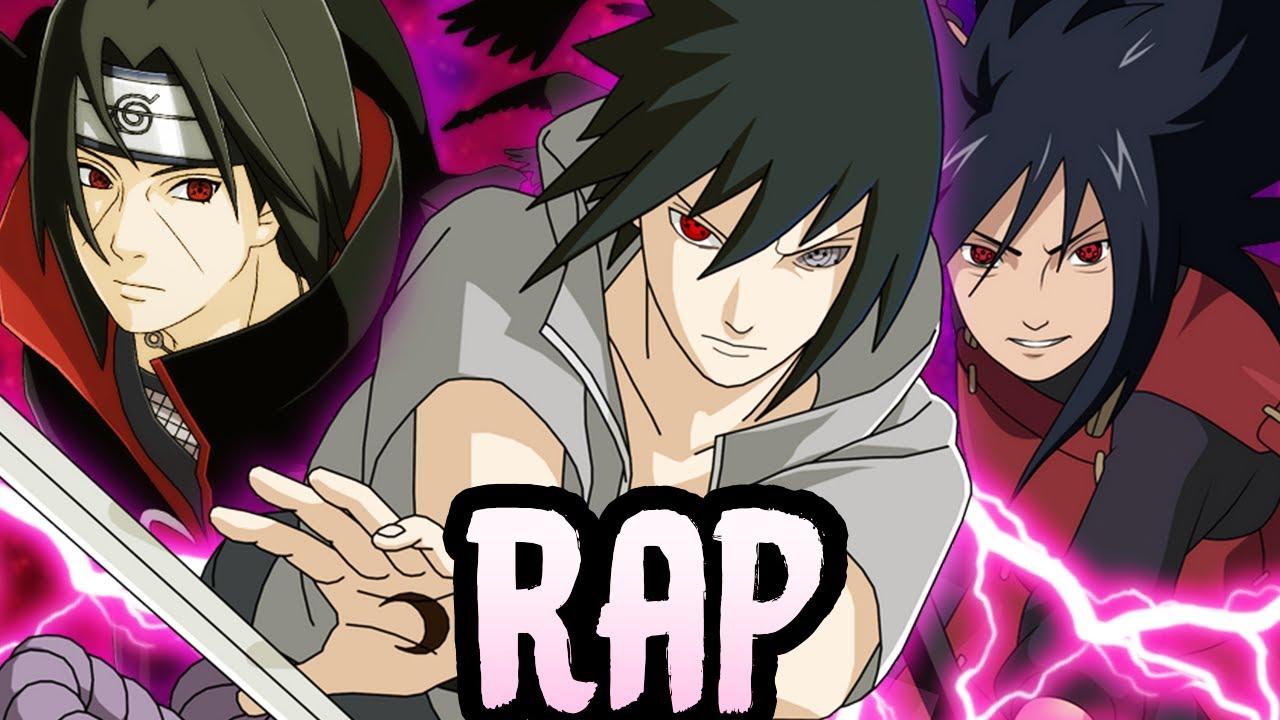 "Download UCHIHA RAP | ""RED"" | RUSTAGE ft. Khantrast [Naruto]"