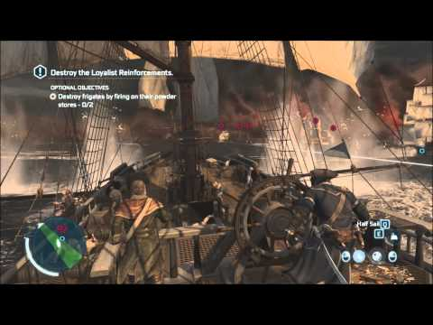 Hex Play's: Assassin's Creed 3 Ep. 76: CAPTAIN ASSASSIN!!