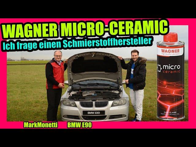 Wie wirkt Micro-Ceramic im Motor? | Ich frage einen Schmierstoffhersteller | MarkMonetti