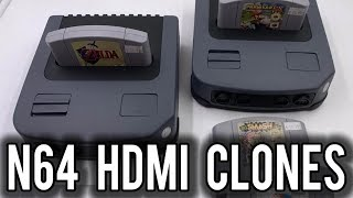 Nintendo 64 Clones are Here. What to expect | MVG