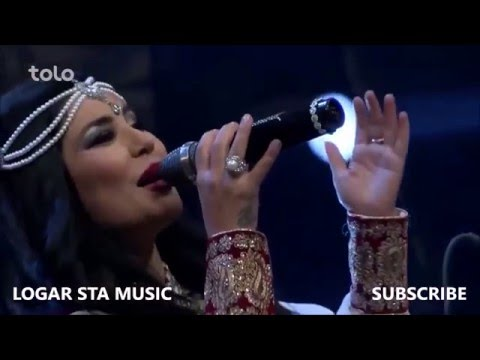 Aryana Sayeed - Pashto Mast Mix Song 2016 HD - LIVE