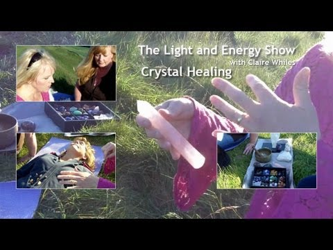Crystal Healing with Helen Martin