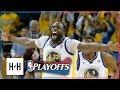 New Orleans Pelicans Vs Golden State Warriors - Game 1 - Highlights   2018 NBA Playoffs