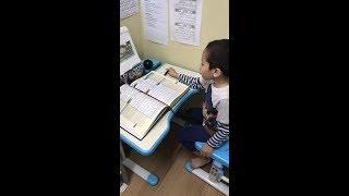 Budak Genius pamer kehebatan dalam matematik