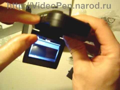 Видеорегистратор Inspector Marlin с радар-детектором