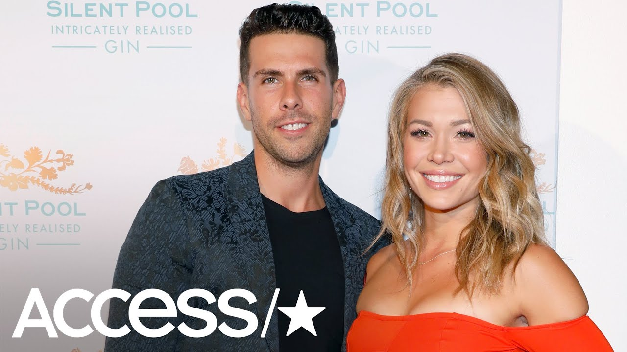 'Bachelor In Paradise's' Krystal Nielson & Chris Randone Are Married! | Access