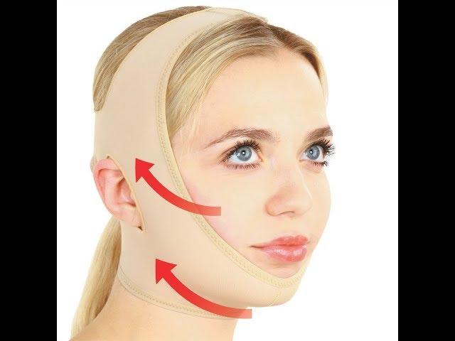 Бандаж для лица. Врач дерматолог-косметолог  Елена Бэкингерм