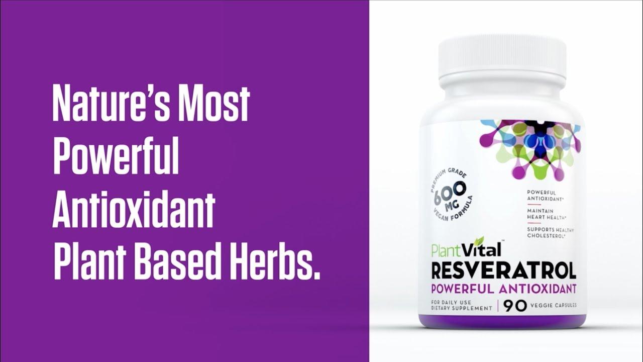 Resveratrol Plantvital