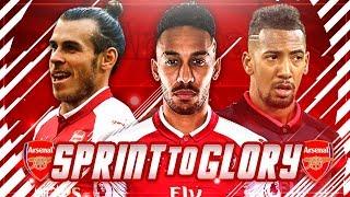 GROßER UMBRUCH FÜHRT ZUM ERSTEN CL-TITEL!?? 🏆😱🔥 - FIFA 18 FC Arsenal Sprint to Glory