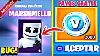 HOW TO HAVE THE FREE MARSHMELLO SKIN IN FORTNITE HOW TO HAVE FREE FORTNITE PAVOS (PS4/Xbox One)