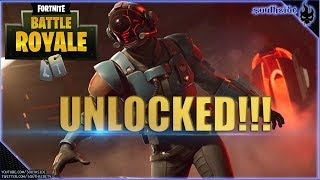 Blockbuster Skin - The Visitor Unlocked! [Fortnite Battle Royale]