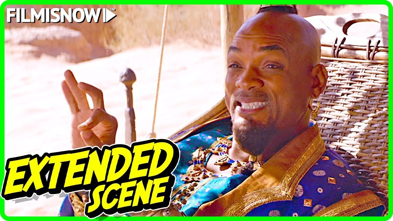 ALADDIN | Wrong Wishes Extended Scene [Digital/Blu-Ray/DVD 2019]