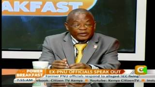 Power Breakfast: Ex-PNU Officials Speak out
