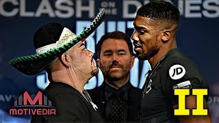 Anthony Joshua vs Andy Ruiz 2 - A CLOSER LOOK