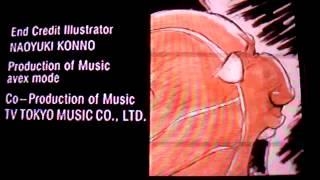 Cyborg 009 End Credits