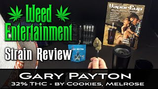 Gary Payton - 32% THC - Hybrid - by Cookies - Strain Review - from Cookies Melrose, Los Angeles Ca