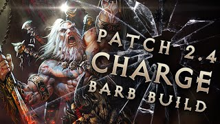 Best 2.4 Barbarian Build & Gear: Raekor the Immortal - Diablo 3 Reaper of Souls Guide