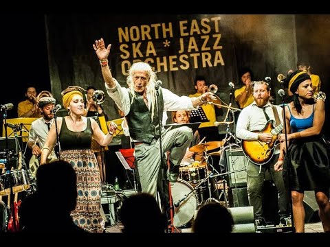 North East Ska*Jazz Orchestra - Hard Man Fe Dead