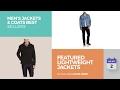 Featured Lightweight Jackets Men's Jackets & Coats Best Sellers